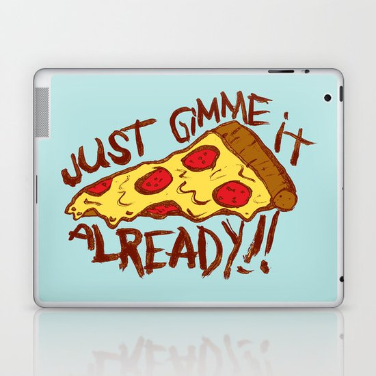 GIMME IT Laptop & iPad Skin