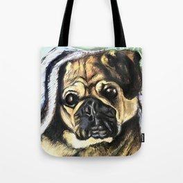 Penelope the Wonder Dog Tote Bag