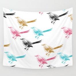 Mockingbirds  Wall Tapestry