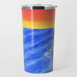 Cliffs of Moher by Brianne Downes Travel Mug