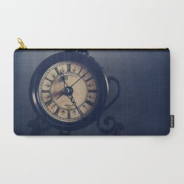 clock Carry-All Pouch