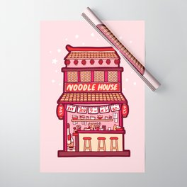 Noodle House Wrapping Paper