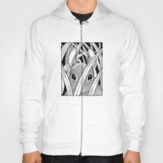 Bunny in the Grass Hoody
