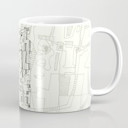 Conversation Coffee Mug