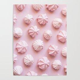 Pink Dessert Poster