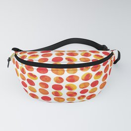 Watercolor Polkadots Fanny Pack