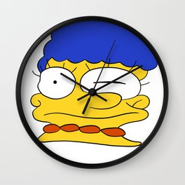 marge Wall Clock