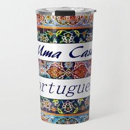 Uma Casa Portuguesa Travel Mug