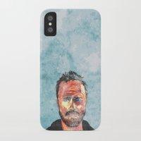 jesse pinkman iPhone & iPod Cases featuring Pinkman by Miguel Velez