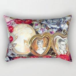 Family Jewels Rectangular Pillow