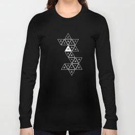 Unrolled D20 Long Sleeve T-shirt
