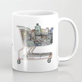 The Shopping Coffee Mug