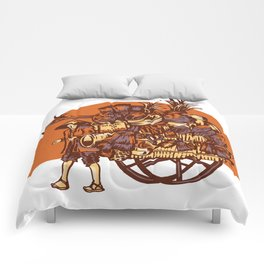 Made In China Comforters