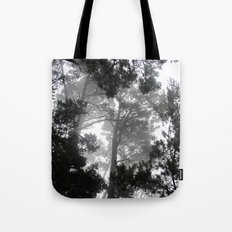Ghosts in the Trees Tote Bag