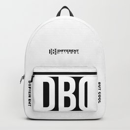 DBC w/ Tag on side Backpack