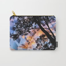 Digital Nature Carry-All Pouch