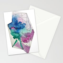 BIRTHSTONES - JUNE / ALEXANDRITE Stationery Cards