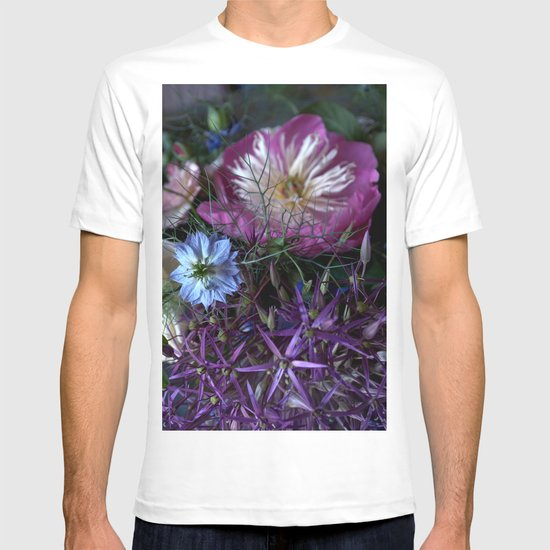 Purple Love Clusters T-shirt