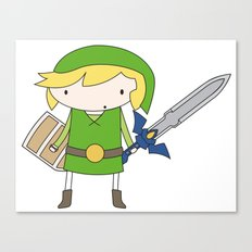 Link - Wind Waker Canvas Print