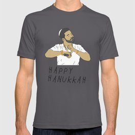 DRAKE HAPPY HANUKKAH T-shirt