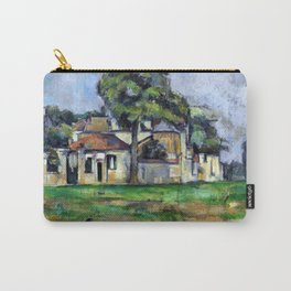 1888 - Paul Cezanne - Banks of the Marne Carry-All Pouch