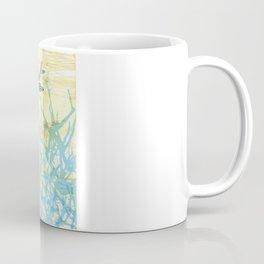 Birds of blue Coffee Mug