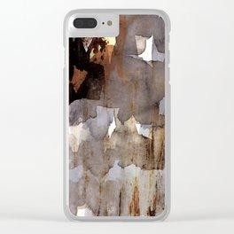 o r g a n i c Clear iPhone Case