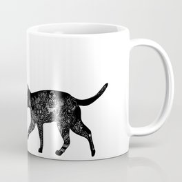 Cat Anatomy Coffee Mug