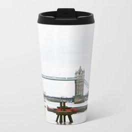 London Bridge (Ain't Falling Down) Metal Travel Mug
