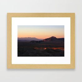 Kelso Mountains 1 Framed Art Print
