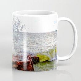 Texas Gulf Coast Coffee Mug