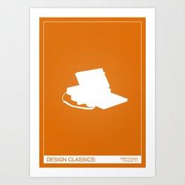 Design Classics - GRiD Art Print