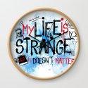 My life is strange! by luigi92