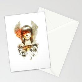 Evil's Smoke Stationery Cards