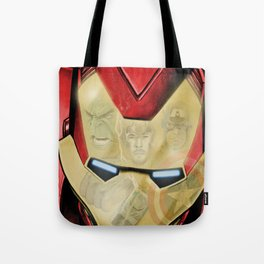 Avengers Reflection Tote Bag