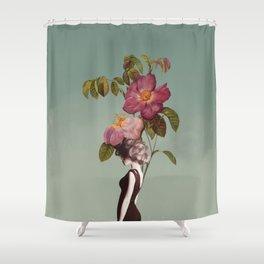 Stranger in Paradise Shower Curtain