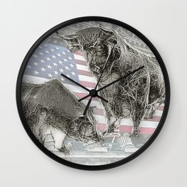 Have a NYSE day! Wall Clock