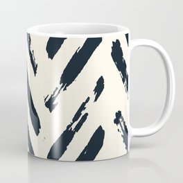 Retro Chevron Pattern 02 Coffee Mug