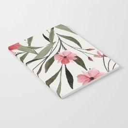 flowers 74 Notebook