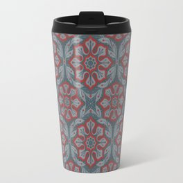 Flowers and laurels Travel Mug
