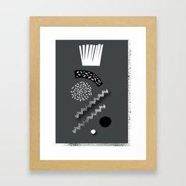 Tutti Fruti Framed Art Print