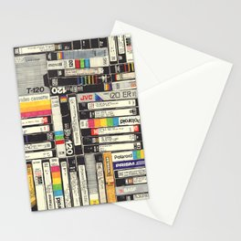 VHS I Stationery Cards