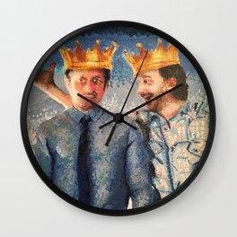 Kings of Con: Richard Speight Jr. & Rob Benedict Wall Clock