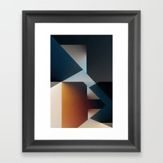 Disjointed Framed Art Print