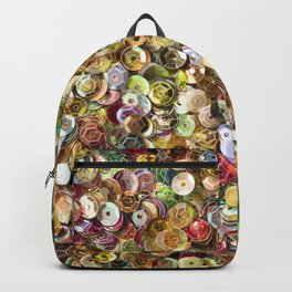 Colorful Sequins Backpack