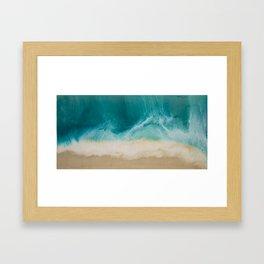 7 mile miracle horizontal Framed Art Print