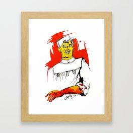 Dr Thackery Framed Art Print