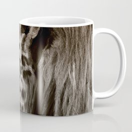 Lion Leopard Jaguar Cat Head Face Animal Fantasy Coffee Mug