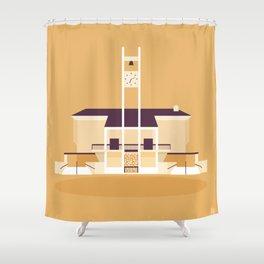 Glendale Adventist Academy Chapel Shower Curtain