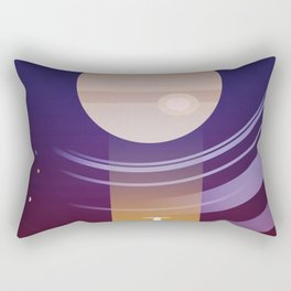 Galileo - Exploration of the Jupiter system Rectangular Pillow